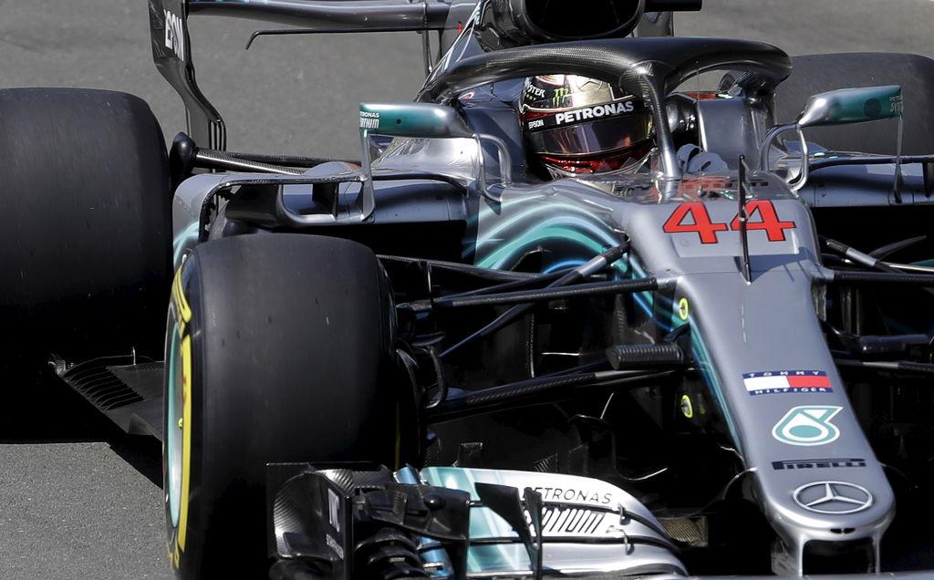 Silverstone Qualifications : Hamilton souffle la pole aux Ferrari