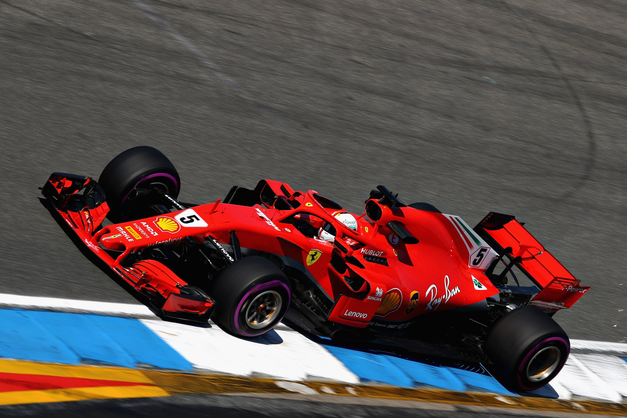 Hockenheim Qualifications : Vettel prophète en son pays