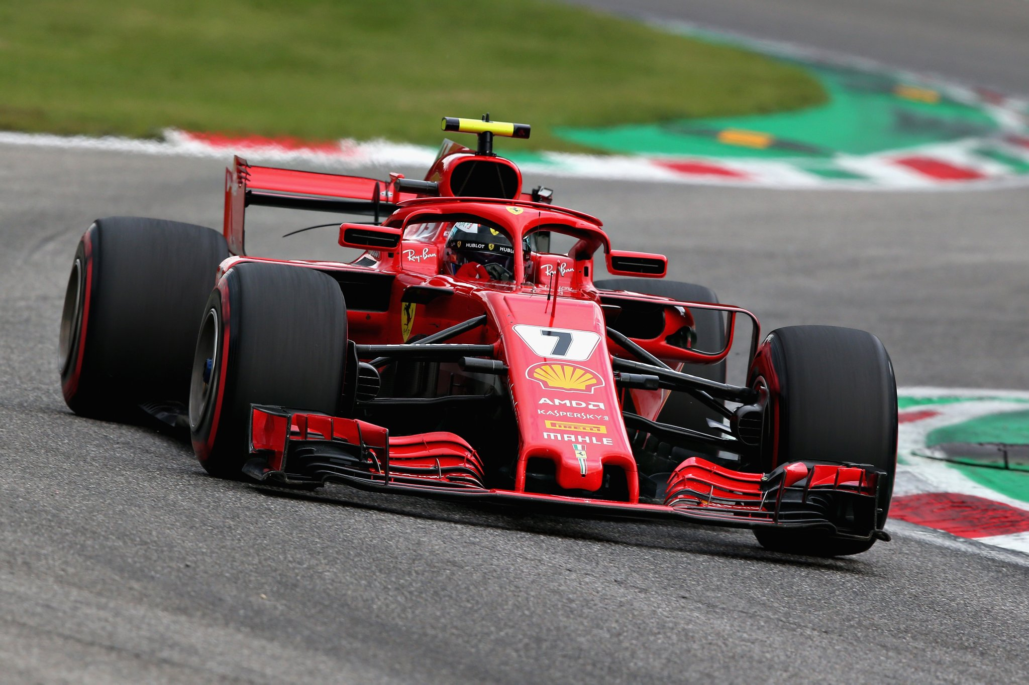 Monza Qualifications : Raikkonen en pole devant les tifosis !