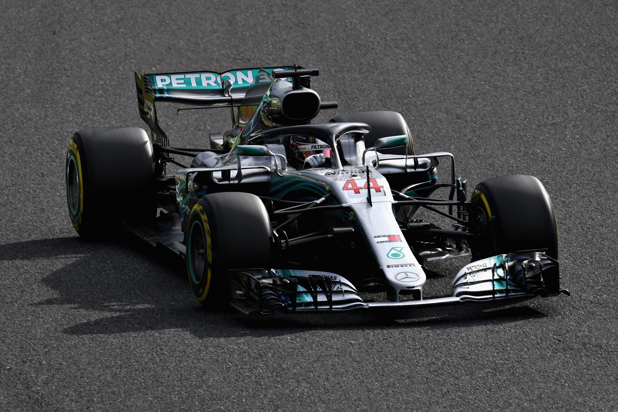 Suzuka Qualifications : Hamilton émerge, Vettel prend l'eau