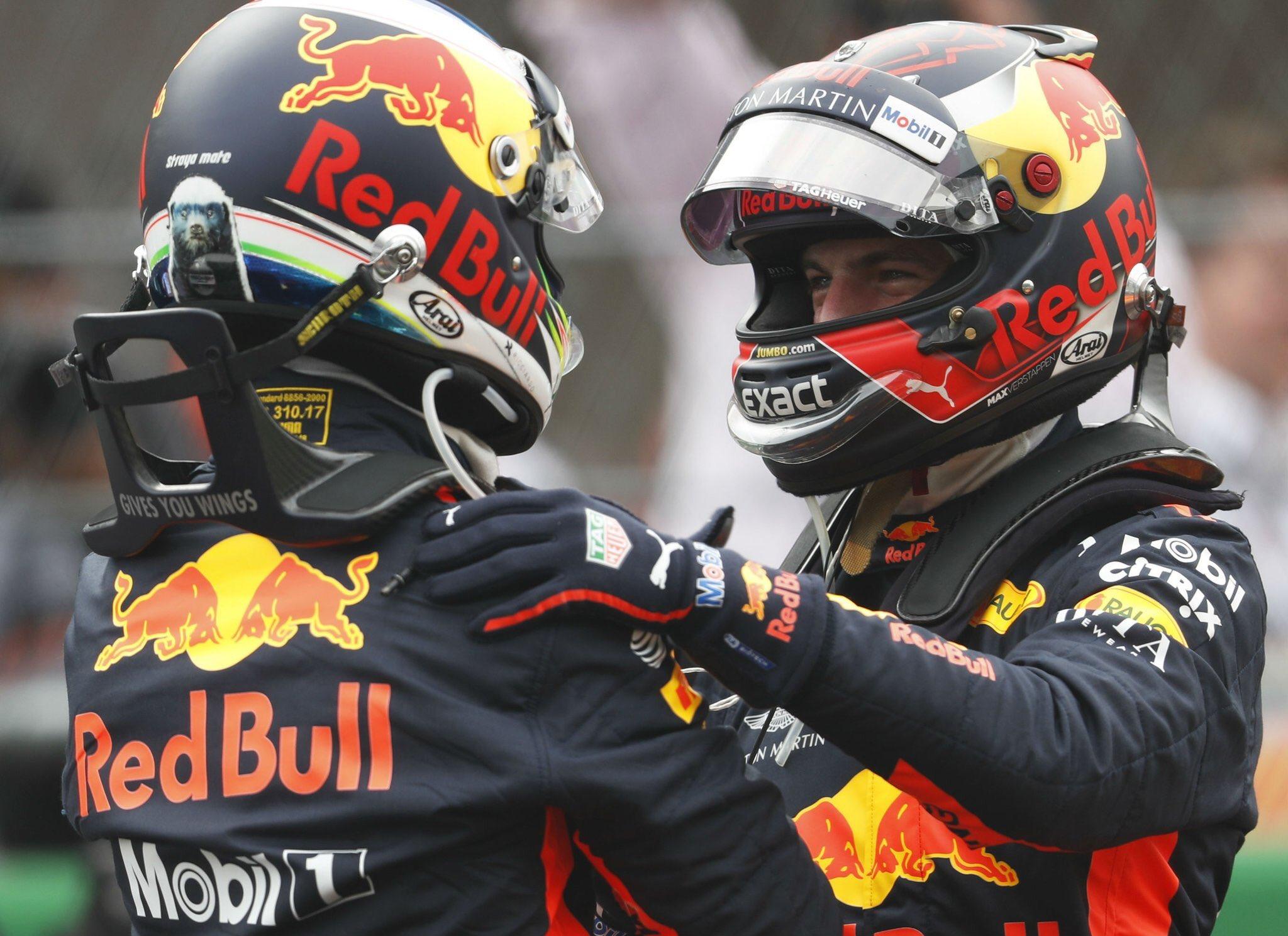 Mexico Qualifications : Ricciardo gâche la fête de Verstappen !