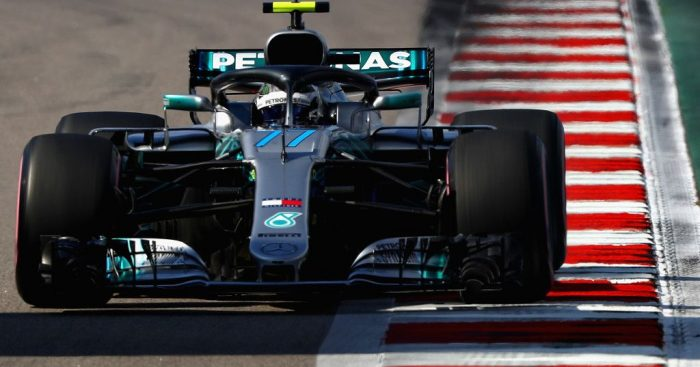 Sotchi Qualifications : Pole position pour Bottas, Mercedes frappe un grand coup